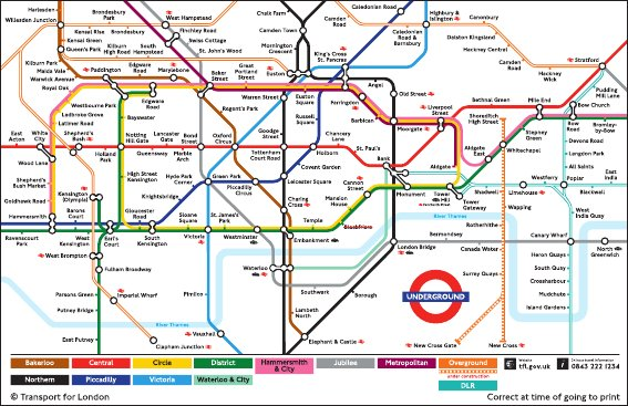 Business Language Services Which languages do you hear most often on London tube lines?