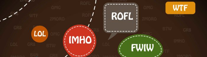 Business Language Services Internet Slang Finds its Way into the English Language